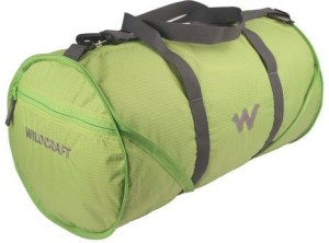 0e36e6919aff Wildcraft Frisbee 2 Green 18 inch 45 cm Gym Bag Green Best Price in ...