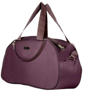 59e11f5b5a90 Inte Enterprises Amb1 (Expandable) Travel Duffel Bag ( Purple )