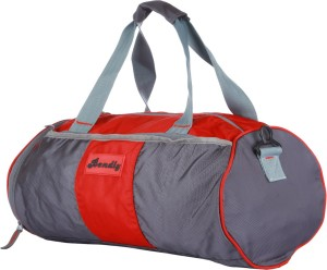 52fc223279 Bendly Round Gym 17 inch 43 cm Travel Duffel Bag Red Best Price in ...