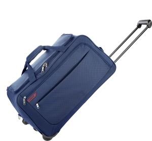 Safari BLAZE-RDFL-65-BLUE 65 inch/165 cm Travel Duffel Bag