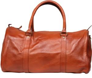 Leather World Premium 18 inch/45 cm Travel Duffel Bag
