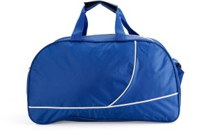 Believe Duffle Royal Blue Travel Duffel Bag