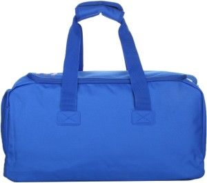 0a61cbfb17 Adidas TIRO TB S Expandable Travel Duffel Bag Blue Best Price in India