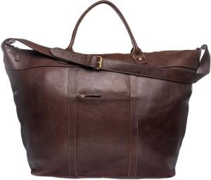 59365c0759 Hidesign Roberto 16 inch 40 cm Travel Duffel Bag ( Brown )