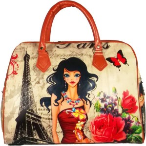 Palakz Digital Printed Travel Duffel Bag
