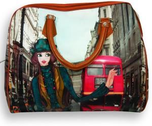 Generic London Digital Print 18 inch/45 cm Travel Duffel Bag