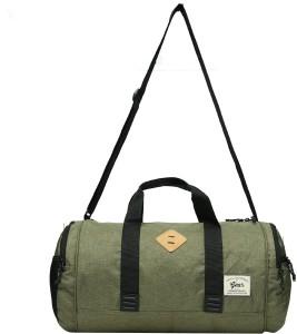 Gear Classic Duffel Khakee Black 18 inch/45 cm Gym Bag