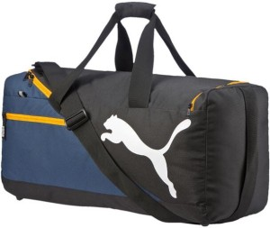 3cc99d7c53 Puma Fundamentals Sports Bag 24 inch 61 cm Gym Bag Blue Best Price ...