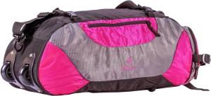 Istorm Wheeler Pink Duffel Strolley Bag