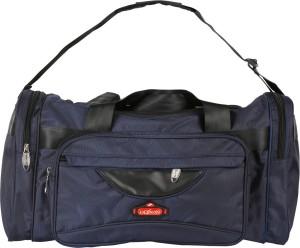 Daikon Air lite NB 21 inch 53 cm Expandable Travel Duffel Bag Blue ... 699b287bf9290