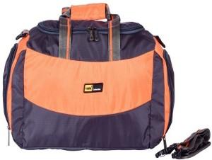 536112ce3 Yark Travelling Bag Travel Duffel Bag Orange Best Price in India ...