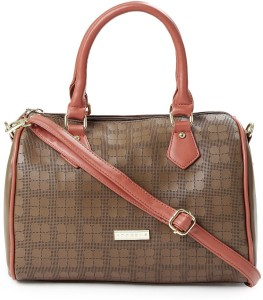 Addons Logo -influenced perforations Duffle bag Travel Duffel Bag