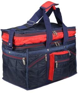 SuiDhaga 3D Double Decker Travelling Bag 19 Inches (Dimension: 46*28*37 CM) Travel Duffel Bag