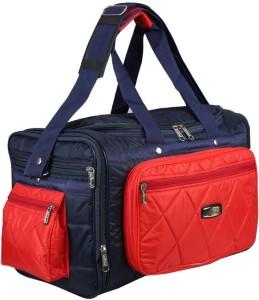 SuiDhaga Side Fold Travelling Bag (Dimension: 26*43*32 CM) Travel Duffel Bag