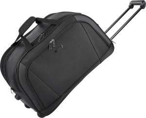 Safari TORCH-RDFL-65-BLACK 65 inch/165 cm Travel Duffel Bag