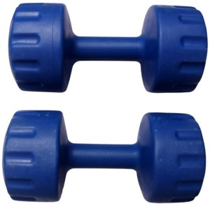 Magson Fitness PVC Fixed Weight Dumbbell