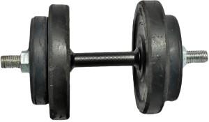 Royal 1pc Black Handle + 1kg_2pc & 2kg_2pc_Low Cost Plates Adjustable Dumbbell