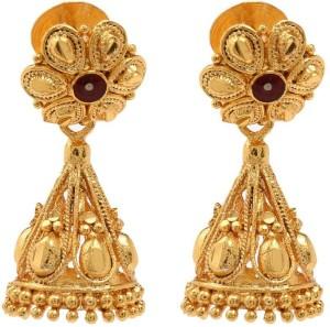 Tsquare Smart Brass Jhumki Earring