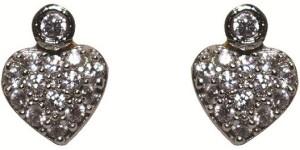 MP Fine Jewellery Beautiful Pair Of Tops Zircon Alloy Stud Earring