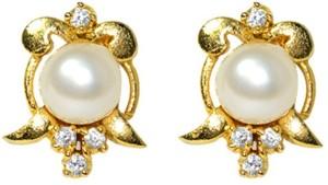 MP Fine Jewellery Designer Pair of Tops Zircon Alloy Stud Earring