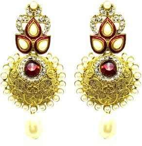GoldNera Sunita Alloy Drop Earring