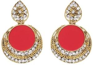Jewels Gehna Cubic Zirconia Alloy Stud Earring, Earring Set