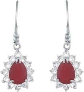 Classique Designer Jewellery Style Pearl Alloy Dangle Earring