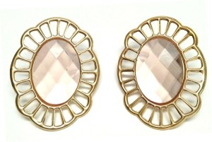GoldNera Here there and Everywhere Alloy Stud Earring