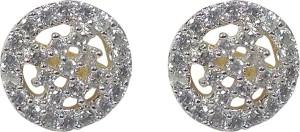 MP Fine Jewellery Designer Tops For Women Zircon Alloy Stud Earring