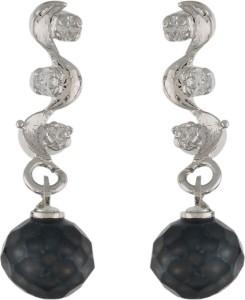 Aarushi Beautiful Cubic Zirconia Alloy Dangle Earring