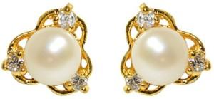 MP Fine Jewellery Astounding Pair of Tops Zircon Alloy Stud Earring