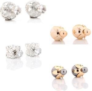 GoldNera Stunning Alloy Earring Set
