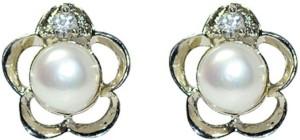 MP Fine Jewellery Charming Pair of Tops Zircon Alloy Stud Earring