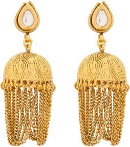 Luxor Fashionable Alloy Jhumki Earring