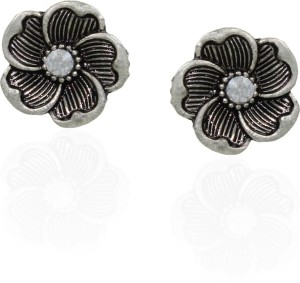 Frabjous Indiano Alloy Stud Earring
