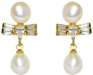 MP Fine Jewellery Lovely Tops Zircon Alloy Drop Earring