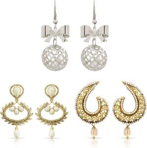 Luxor Fashionable Alloy Earring Set