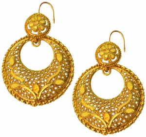 Being Women Anushka Sharma Inspired Jaali Work Design Brass