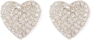 Voylla Artificial Classic Embellished Cubic Zirconia Alloy Stud Earring