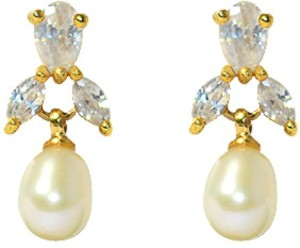 MP Fine Jewellery Winsome Tops Zircon Alloy Drop Earring