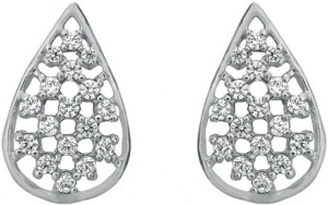 fcacb6ac9 Clara The Isabel Swarovski Crystal Sterling Silver Stud Earring Best Price  in India | Clara The Isabel Swarovski Crystal Sterling Silver Stud Earring  ...