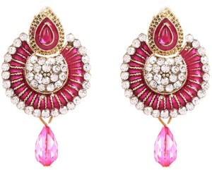 GoldNera Shobhna Alloy Drop Earring