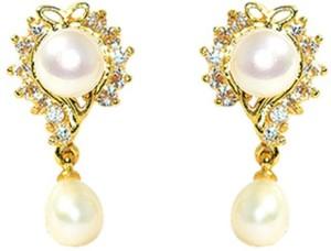 MP Fine Jewellery Awesome Tops Zircon Alloy Drop Earring