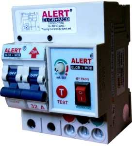 Alert Elcb Ae+M2com1 MCB