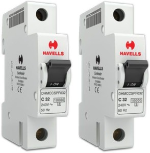 Havells B-series 1P MCB