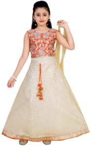 018e316582a Saarah Girls Top and Skirt Set Best Price in India