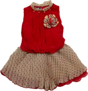 47e29aa9b6d Kid n Kids Girls Top and Skirt Set Best Price in India