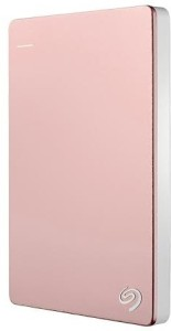 Seagate Back Up Plus Slim 2 TB Wired External Hard Disk Drive