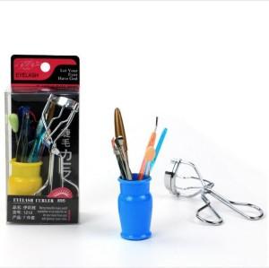 Jay Hari 7in1 Plastic Steel Color eyelash Brush curler Eyebrow makeup Tool Kit