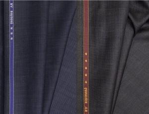eb39858f861 Raymond Cotton Polyester Blend Self Design Trouser Fabric Un ...